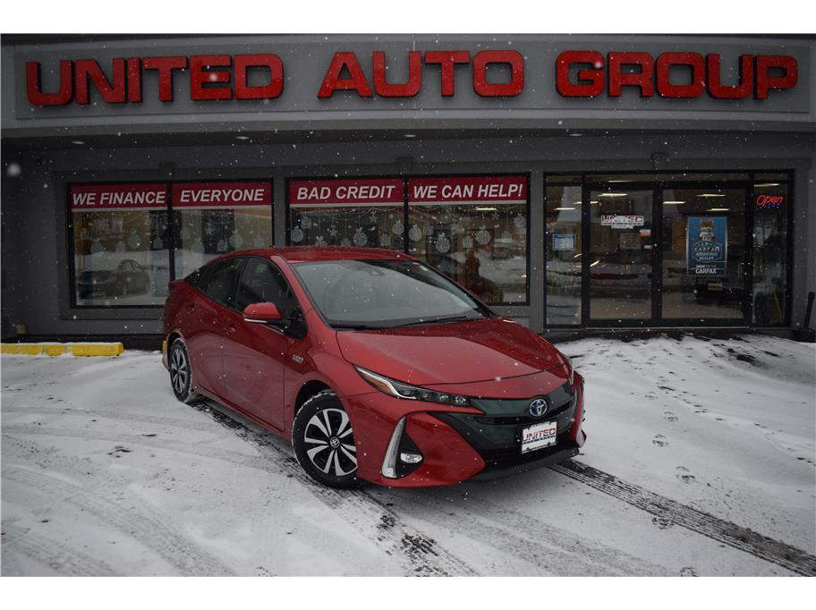 2017 Toyota Prius Prime from United Auto Group
