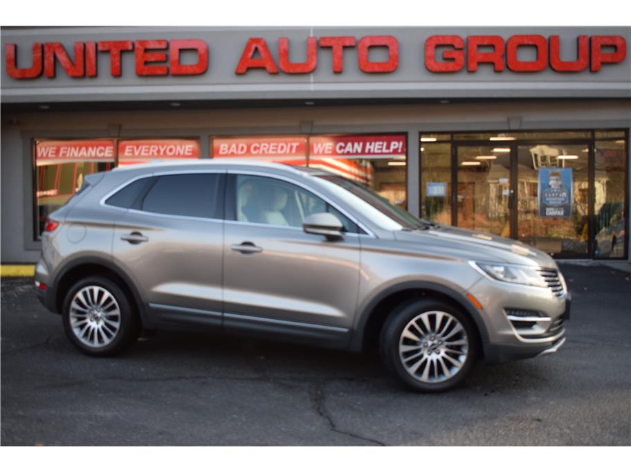 2017 Lincoln MKC from United Auto Group