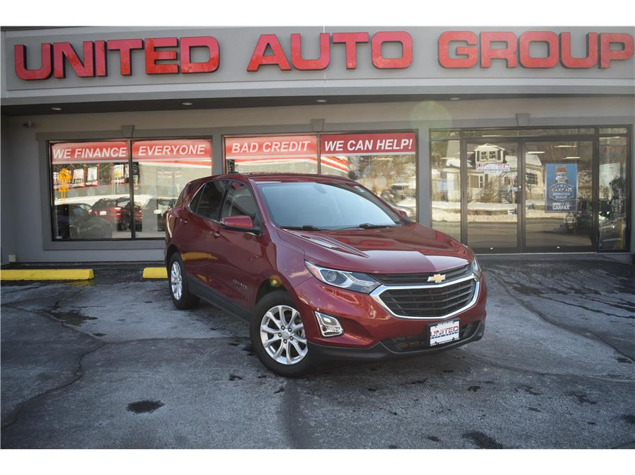 2018 Chevrolet Equinox from United Auto Group