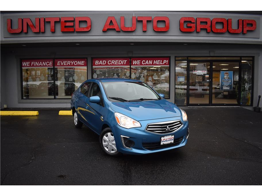 2018 Mitsubishi Mirage G4 from United Auto Group