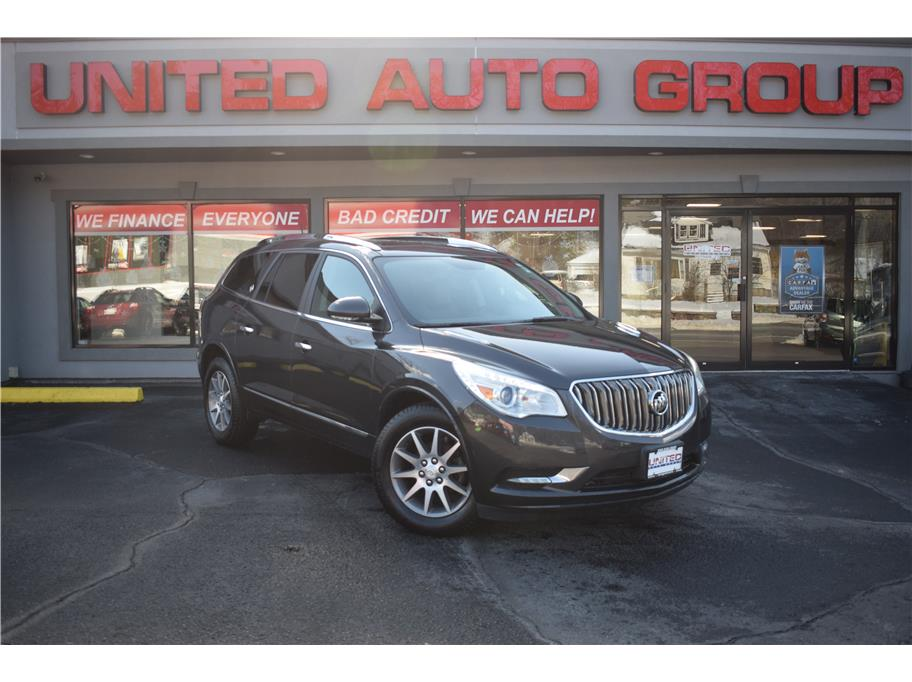 2017 Buick Enclave from United Auto Group