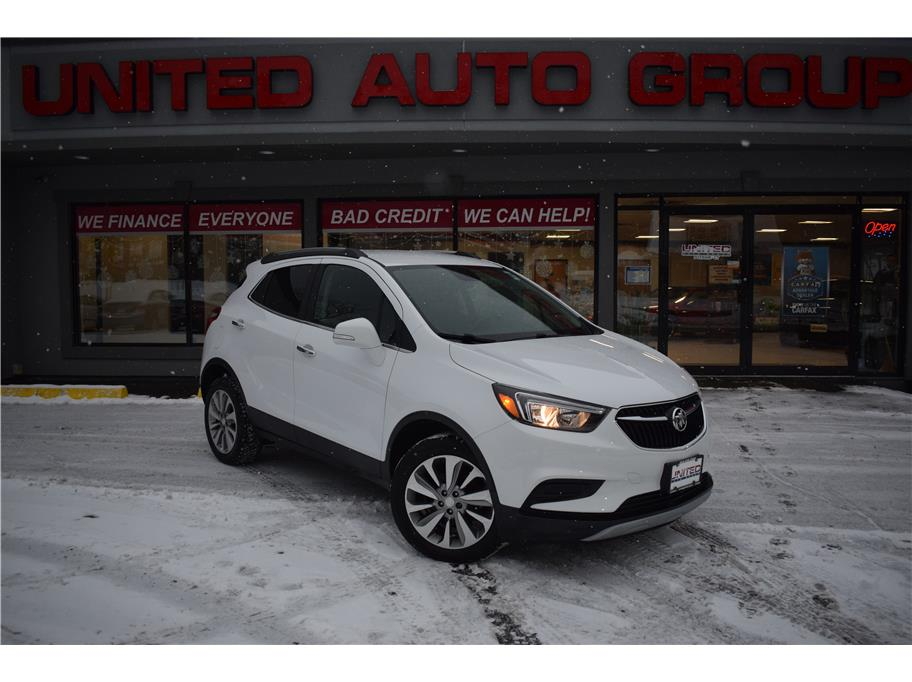 2017 Buick Encore from United Auto Group