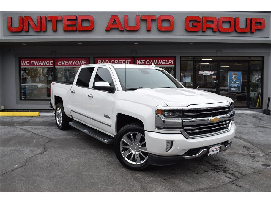 2017 Chevrolet Silverado 1500 Crew Cab from United Auto Group