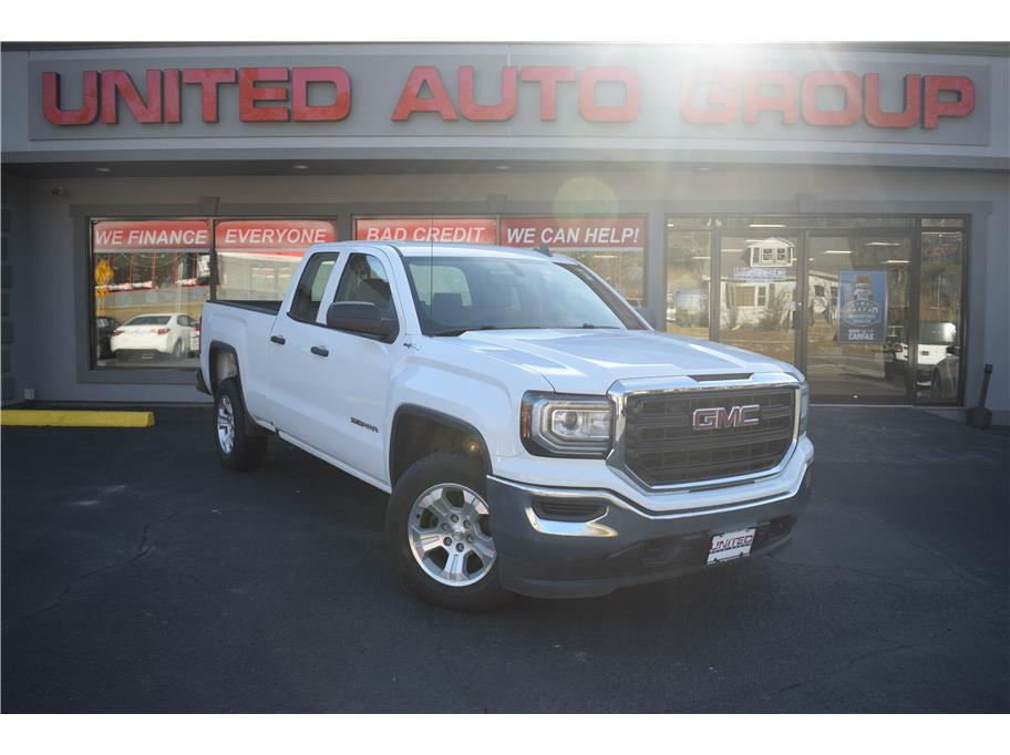 2017 GMC Sierra 1500 Double Cab from United Auto Group