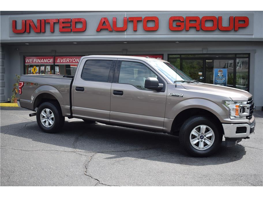 2018 Ford F150 SuperCrew Cab from United Auto Group