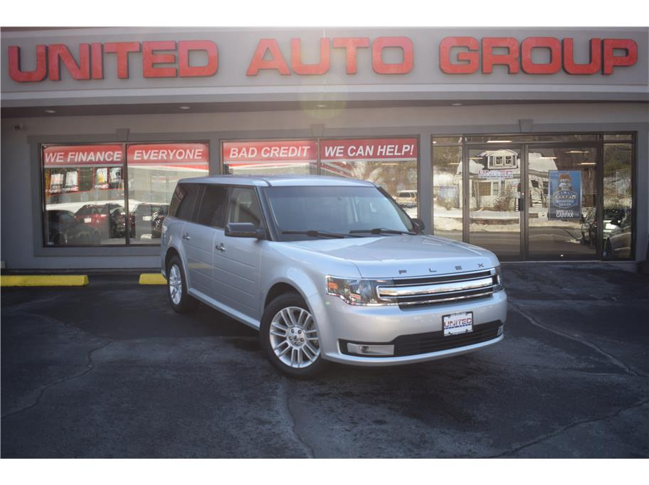 2018 Ford Flex from United Auto Group