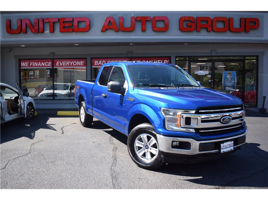 2018 Ford F150 Super Cab from United Auto Group