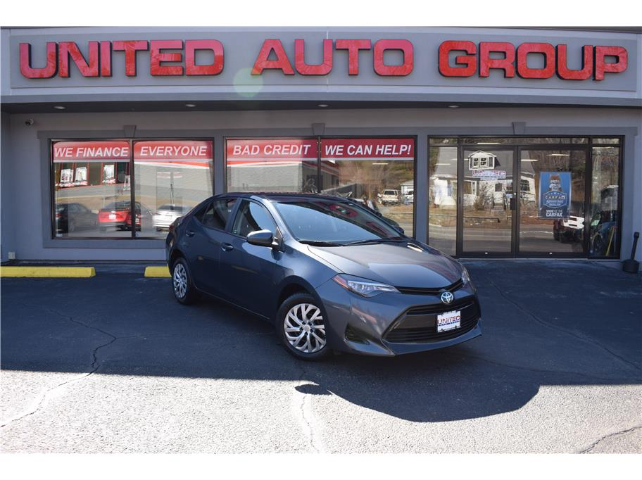 2019 Toyota Corolla from United Auto Group