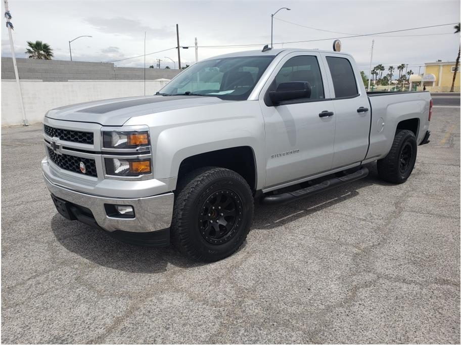 2014 Chevrolet Silverado 1500 Double Cab from Debbie's Auto Sales