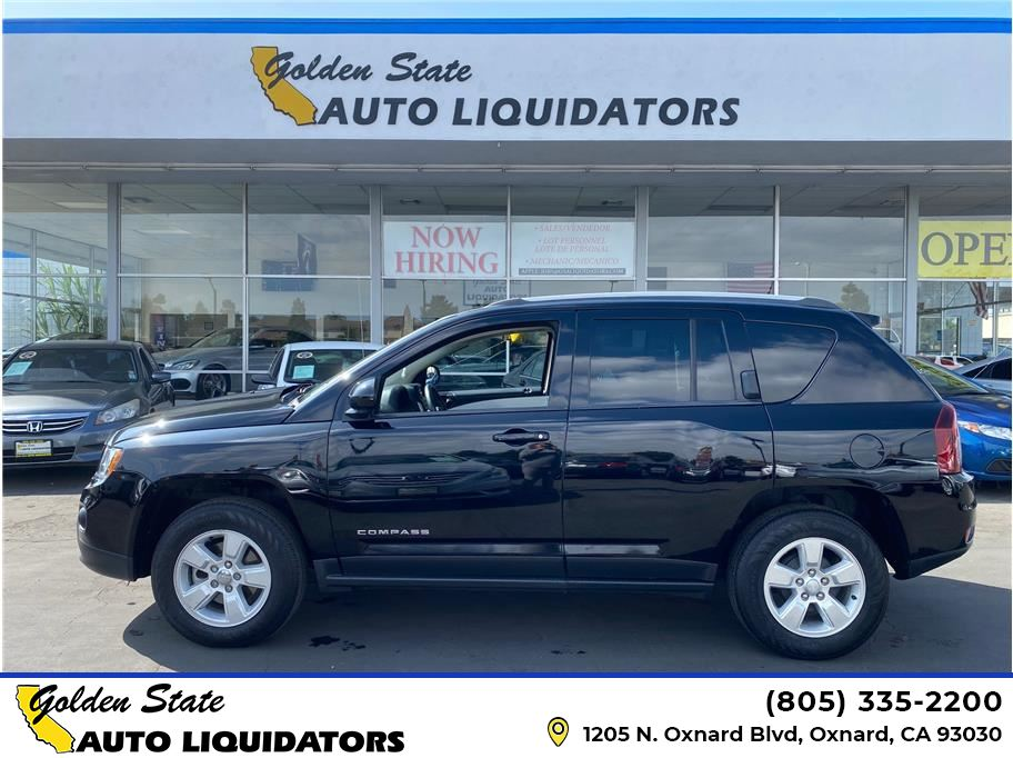 2016 Jeep Compass from Golden State Auto Liquidators