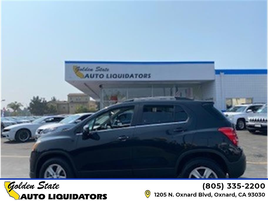 2015 Chevrolet Trax from Golden State Auto Liquidators