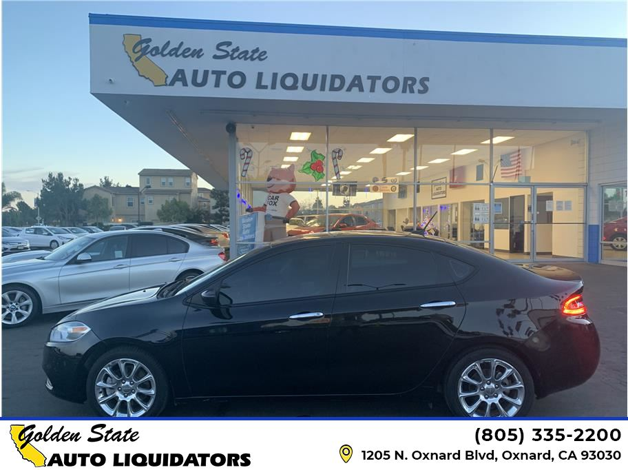 2016 Dodge Dart from Golden State Auto Liquidators