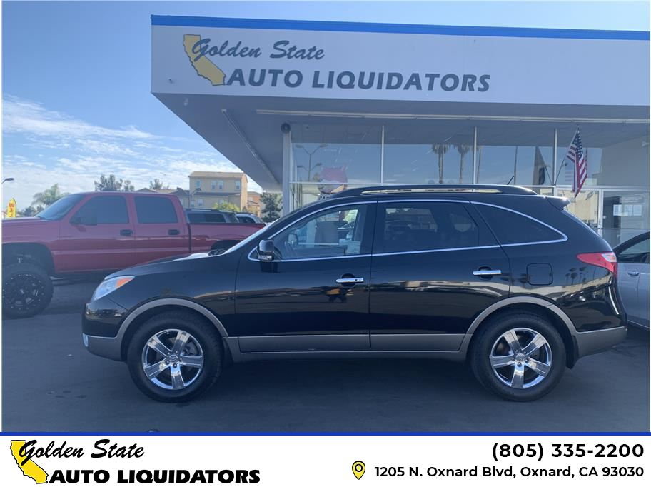 2010 Hyundai Veracruz from Golden State Auto Liquidators