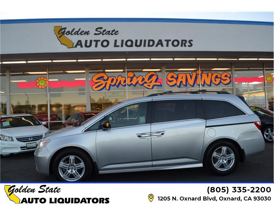 2012 Honda Odyssey from Golden State Auto Liquidators