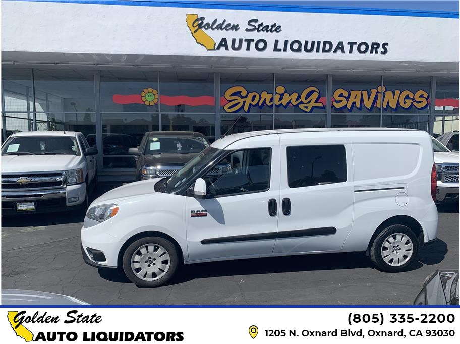 2016 Ram ProMaster City from Golden State Auto Liquidators