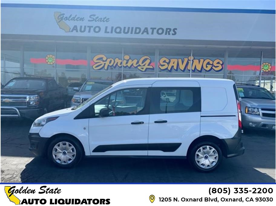 2016 Ford Transit Connect Cargo from Golden State Auto Liquidators