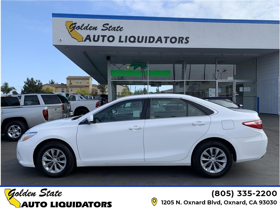 2017 Toyota Camry from Golden State Auto Liquidators