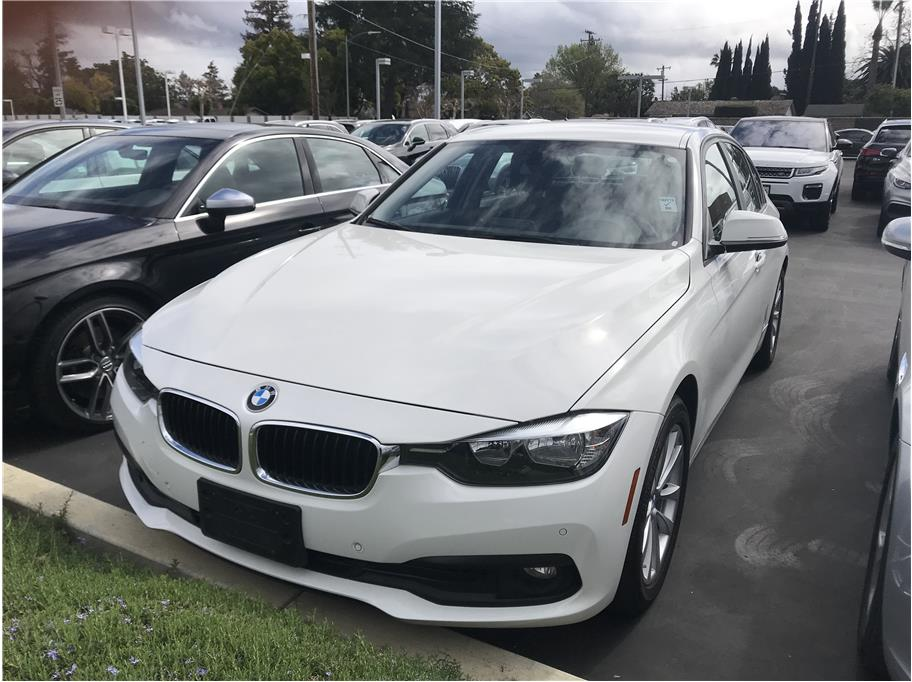 2017 BMW 3 Series from San Jose Mitsubishi