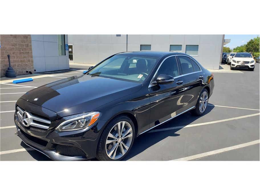 2017 Mercedes-benz C-Class from San Jose Mitsubishi