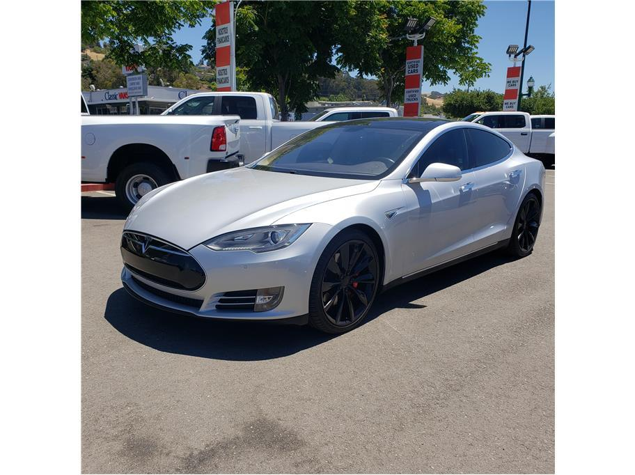 2014 Tesla Model S from San Jose Mitsubishi