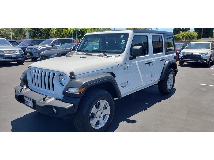 2019 Jeep Wrangler Unlimited from San Jose Mitsubishi