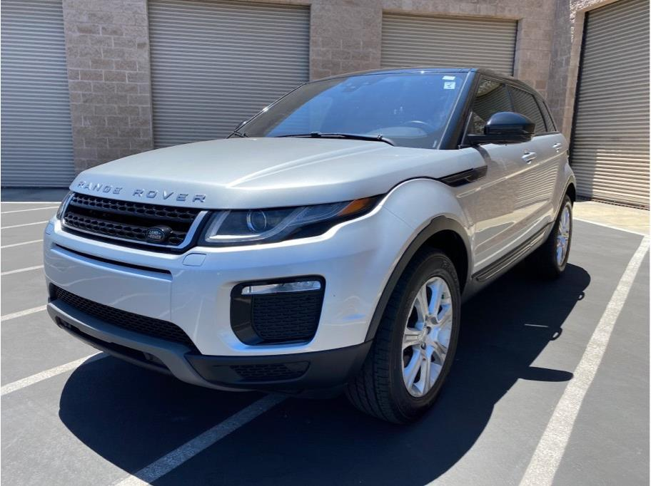2017 Land Rover Range Rover Evoque from San Jose Mitsubishi