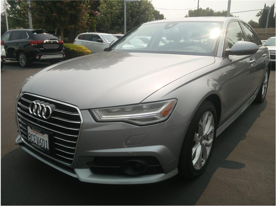 2018 Audi A6 from San Jose Mitsubishi