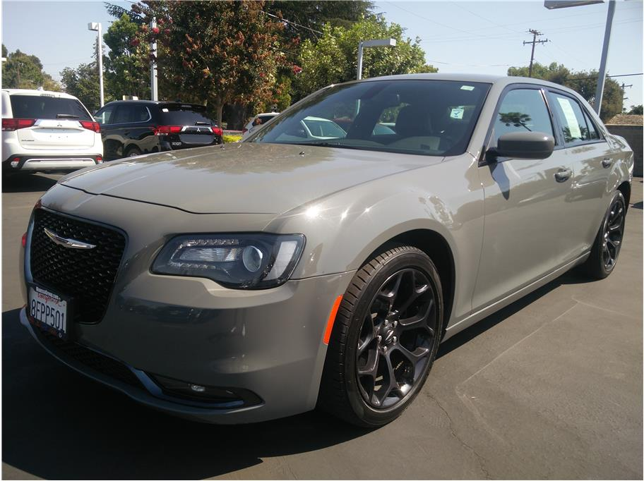 2019 Chrysler 300 from San Jose Mitsubishi