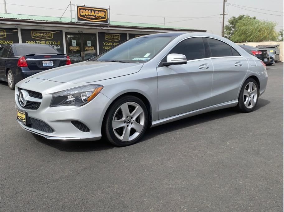 2018 Mercedes-benz CLA from Own A Car
