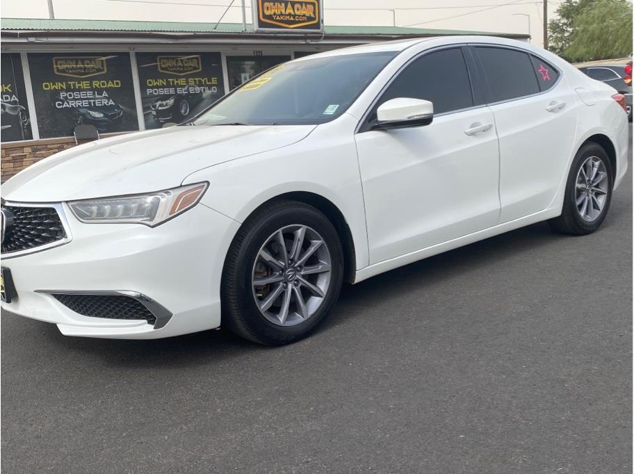 2018 Acura TLX from Own A Car