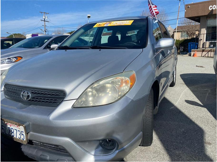 2005 Toyota Matrix from Confidence Auto Rentals and Sales