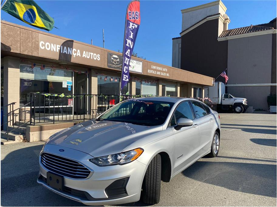2019 Ford Fusion from Confidence Auto Rentals and Sales