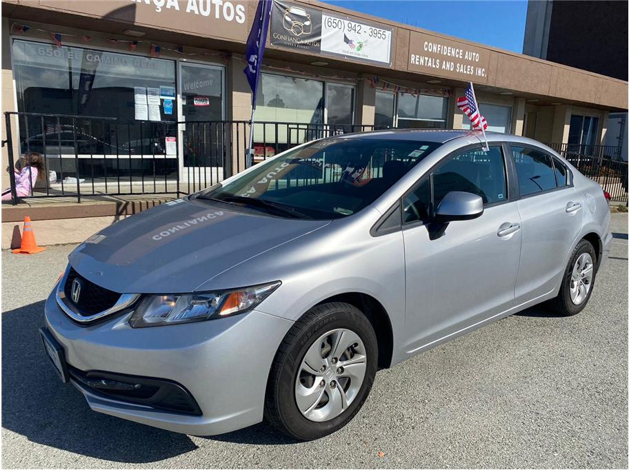 2013 Honda Civic from Confidence Auto Rentals and Sales