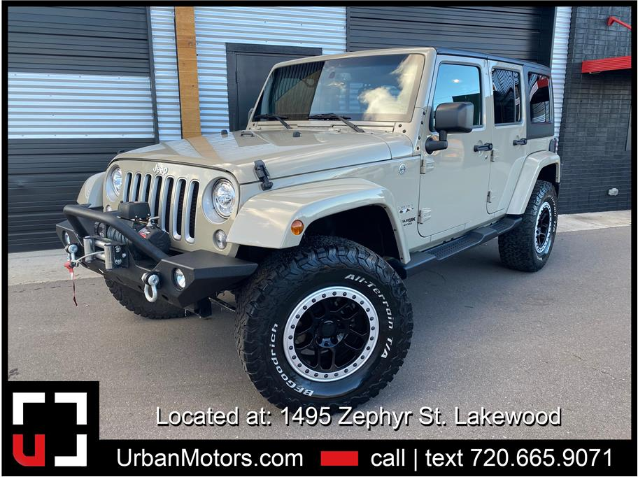 2018 Jeep Wrangler Unlimited from Urban Motors 3