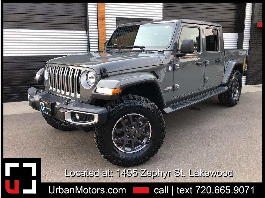 2020 Jeep Gladiator from Urban Motors 3