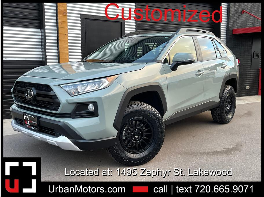 2020 Toyota RAV4 from Urban Motors 3