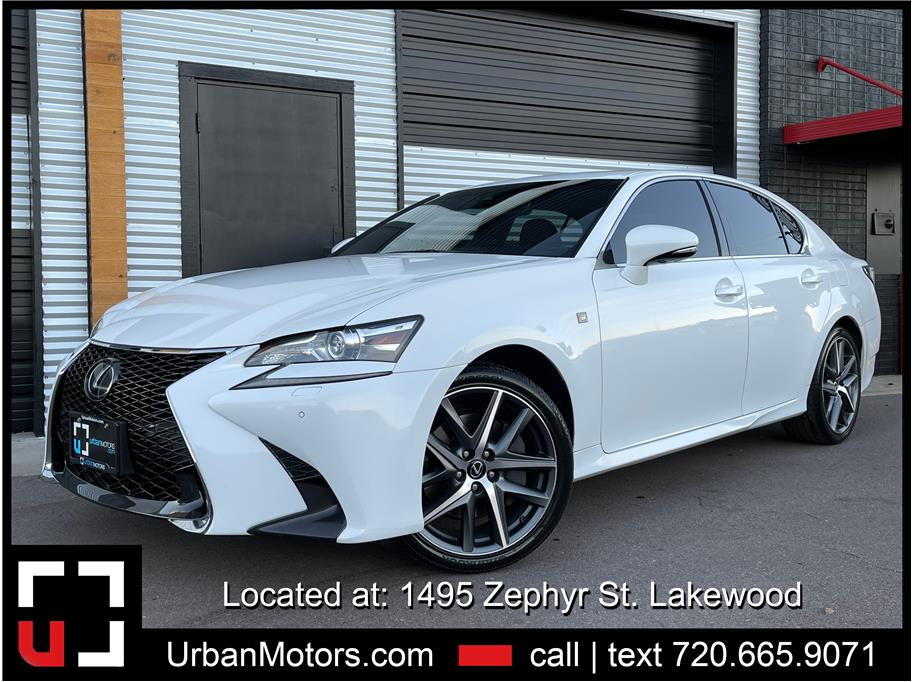 2016 Lexus GS from Urban Motors 3