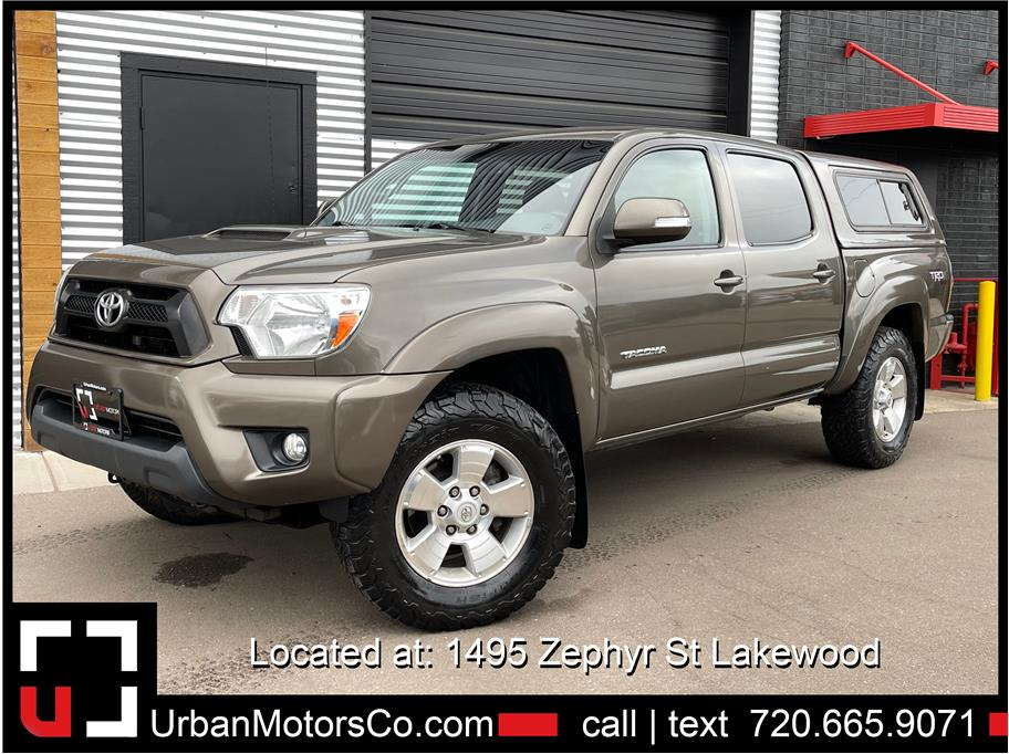 2013 Toyota Tacoma Double Cab from Urban Motors 3