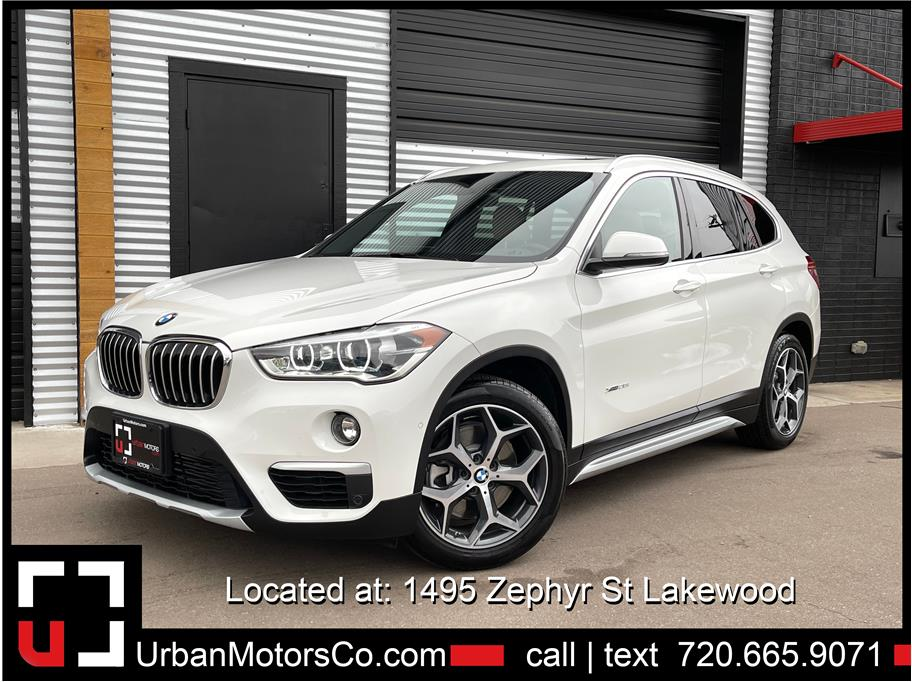 2016 BMW X1 from Urban Motors 3