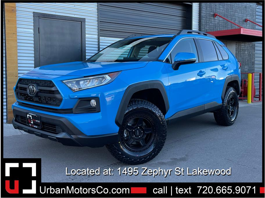 2021 Toyota RAV4 from Urban Motors 3