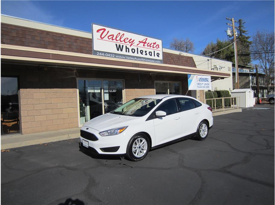 2018 Ford Focus from Valley Auto Wholesale Inc.