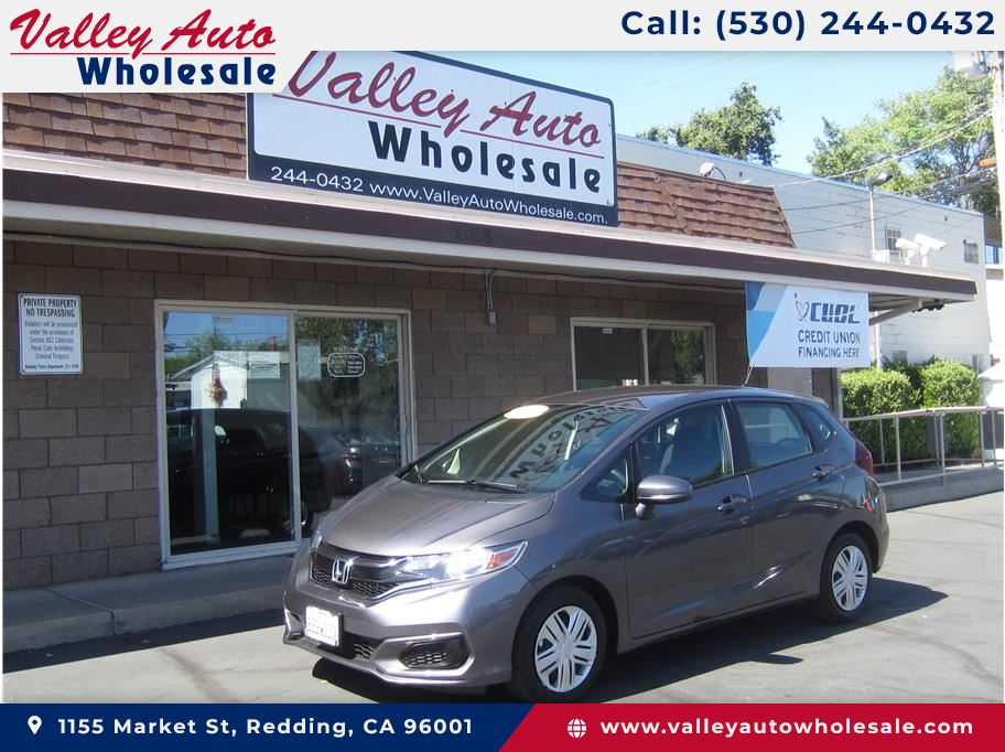 2018 Honda Fit from Valley Auto Wholesale Inc.