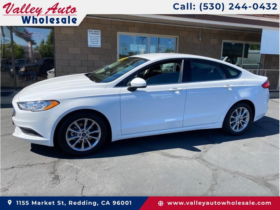 2017 Ford Fusion from Valley Auto Wholesale Inc.