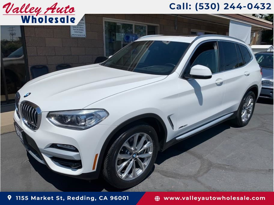 2018 BMW X3 from Valley Auto Wholesale Inc.