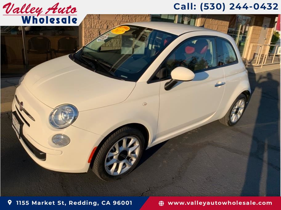 2017 FIAT 500 from Valley Auto Wholesale Inc.