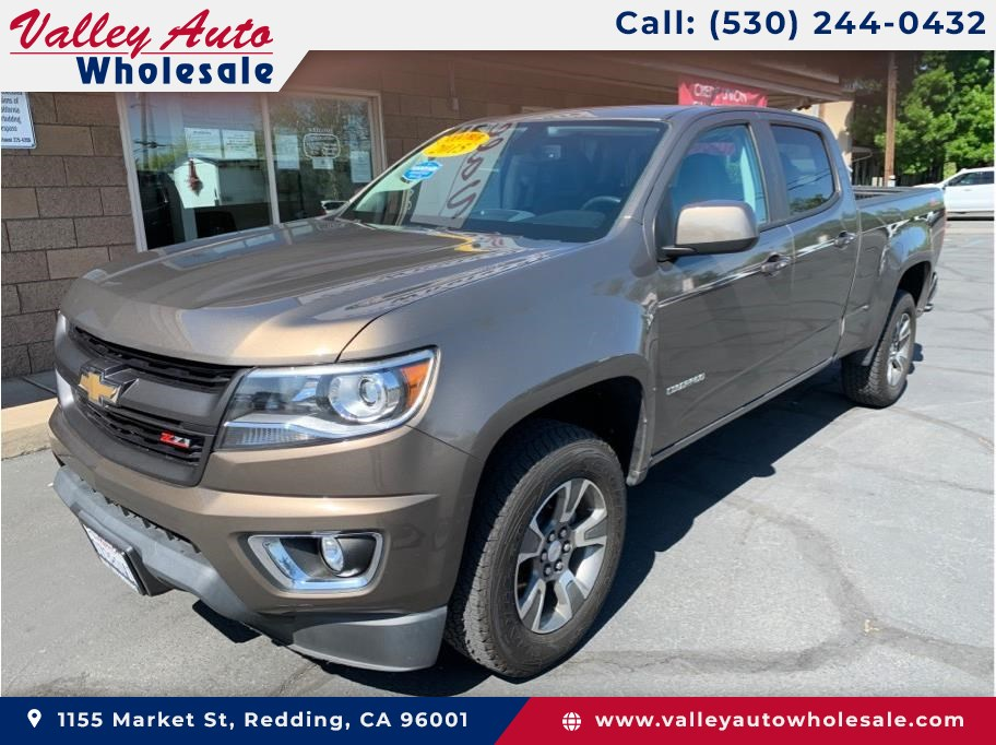 2015 Chevrolet Colorado Crew Cab from Valley Auto Wholesale Inc.