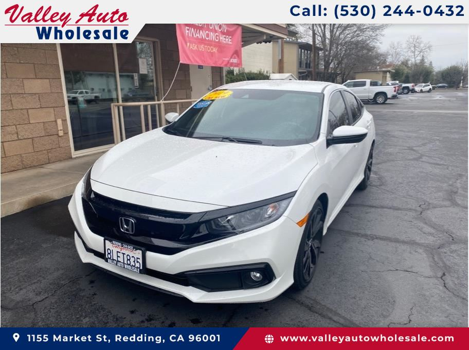 2019 Honda Civic from Valley Auto Wholesale Inc.