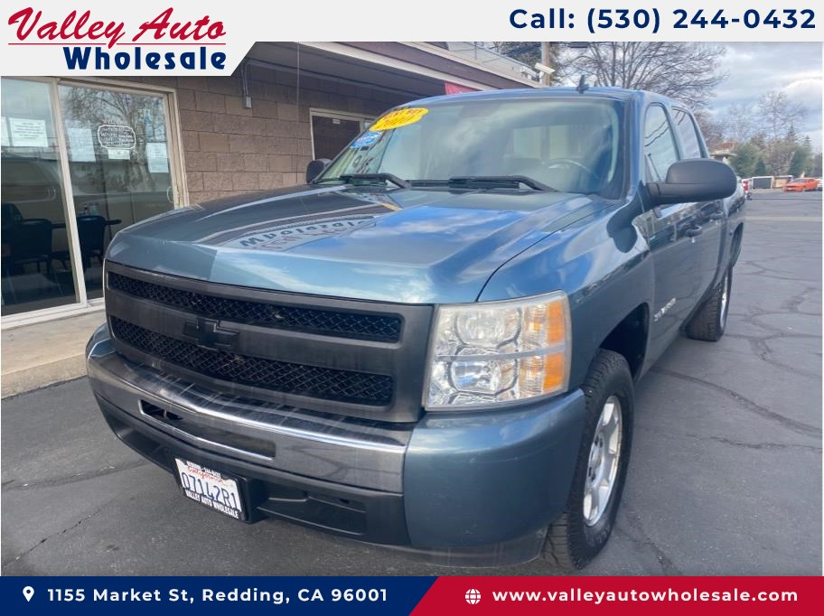 2010 Chevrolet Silverado 1500 Crew Cab from Valley Auto Wholesale Inc.