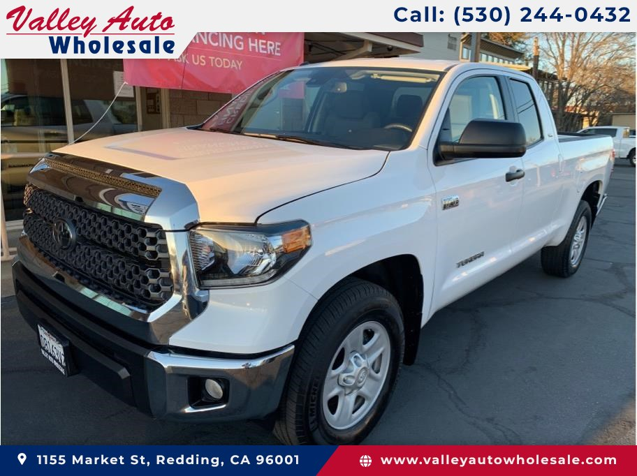 2019 Toyota Tundra Double Cab from Valley Auto Wholesale Inc.