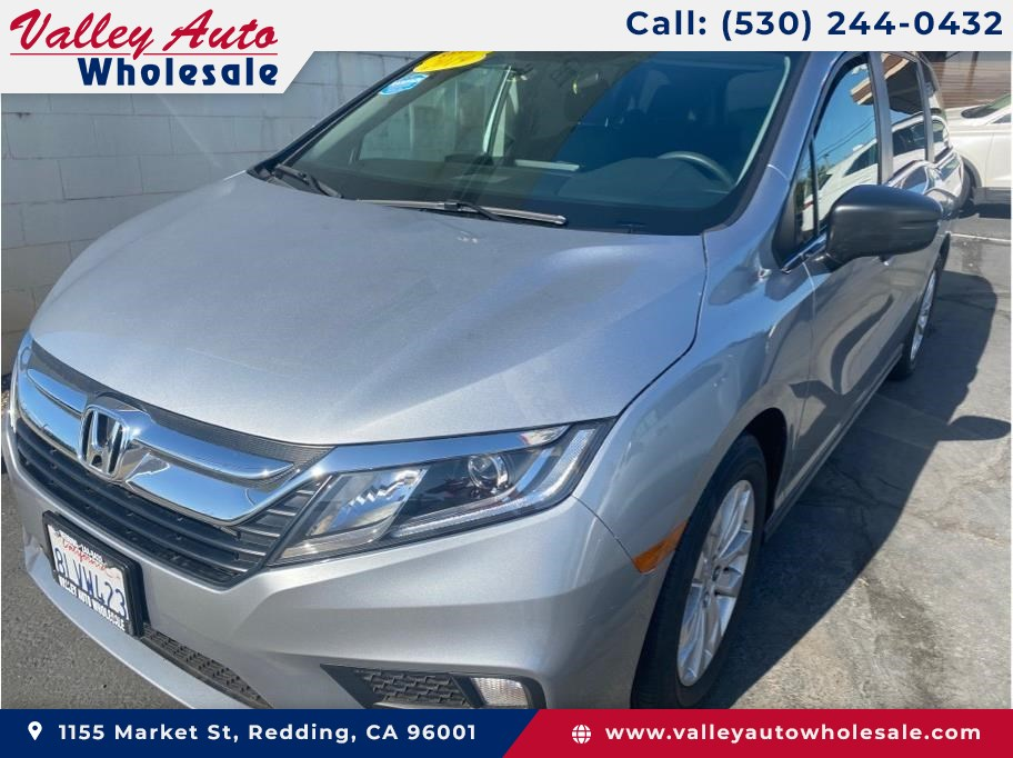2019 Honda Odyssey from Valley Auto Wholesale Inc.